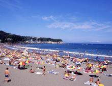 今井浜海水浴場【夏】